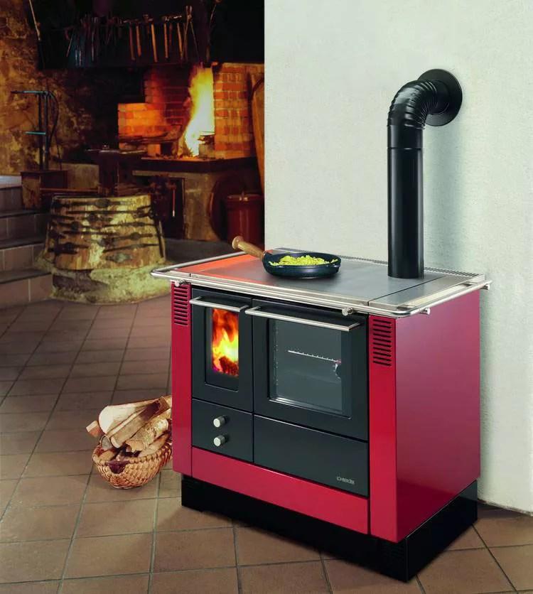 30 Modelli Di Cucine A Legna Con Forno Integrato