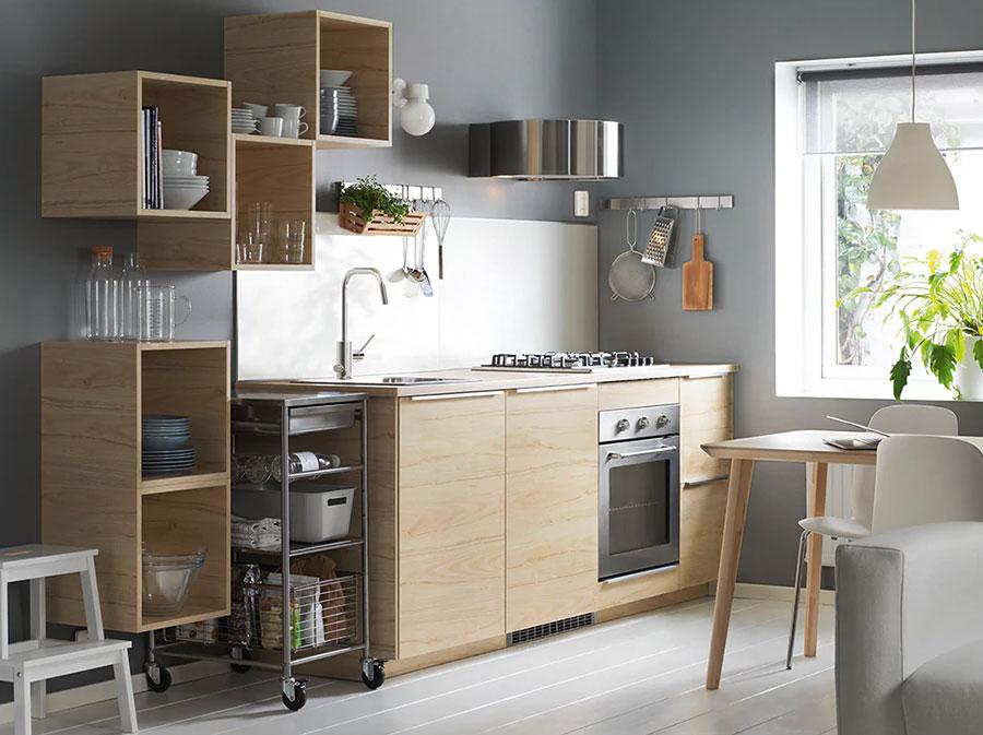 Cucine Di 2 Metri Lineari Per Piccoli Spazi Mondodesignit