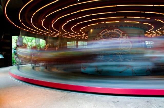 carousel-körhinta-central-park