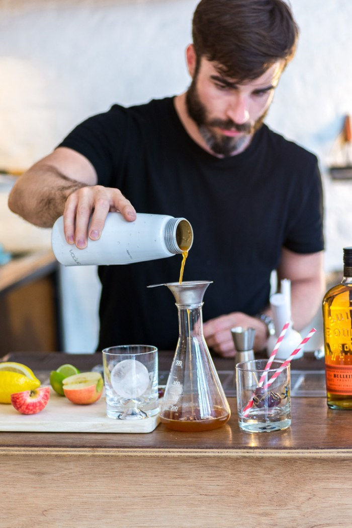 Making coffee cocktails - Caffeine Magazine