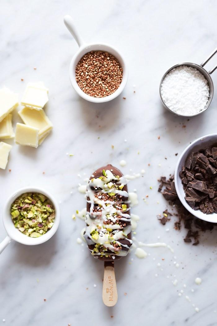 How to Create Your Dream Magnum Ice Cream