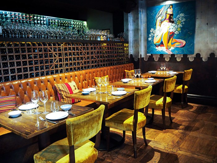 Peruvian Saturday Brunch with Bottomless Pisco Sour Drinks at COYA Mayfair in London