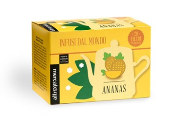 Infuso d'ananas