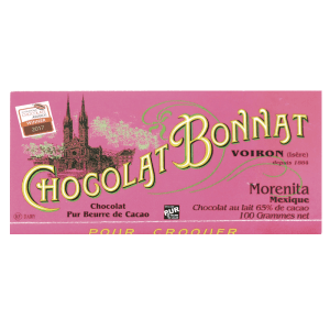Morenita 65% cocoa Grand Crus 100g Bar