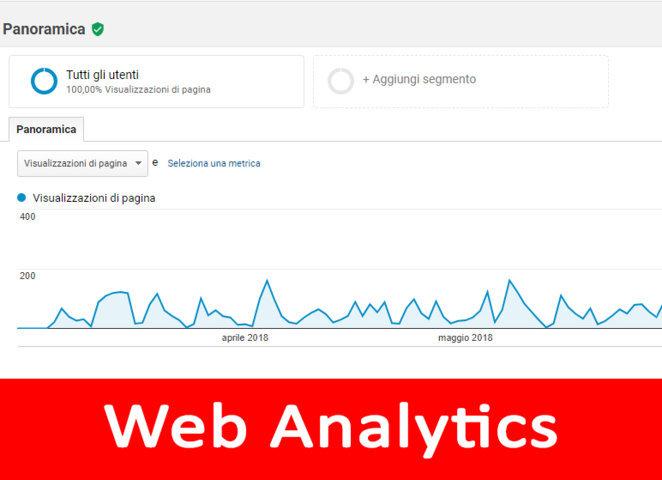 SEO e Web Analytics: l'analisi e il monitoraggio dei dati