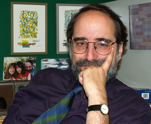 Lawrence Weschler