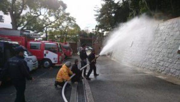 消防訓練 門戸厄神
