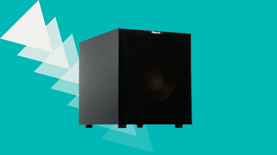 Get loud, clear sound for all your movie nights and at-home dance parties.