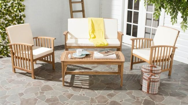 Prep your patio for summer with outdoor furniture on sale at Overstock