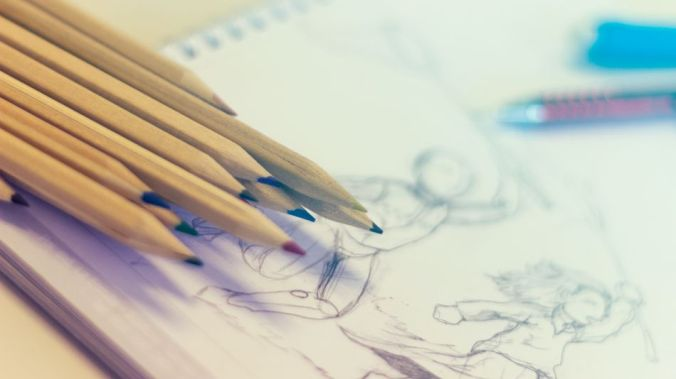 Save 96% on this drawing bundle for beginners