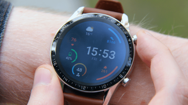 The Huawei Watch GT 2 gives you pro fitness guidance