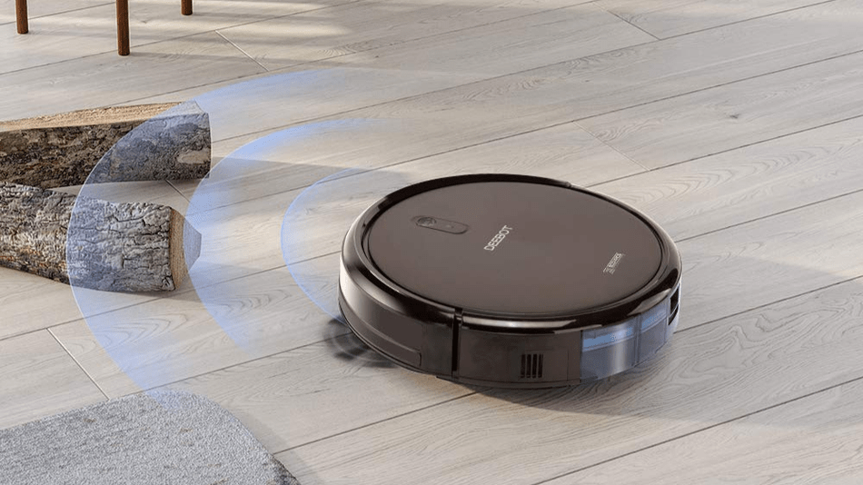 Take a break with this clever robot vacuum cleaner