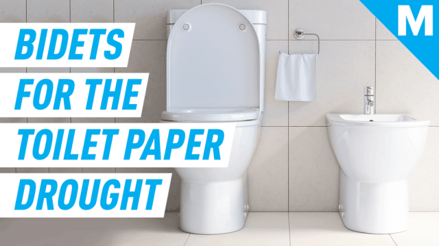 5 bidets you should consider buying if you can't find toilet paper