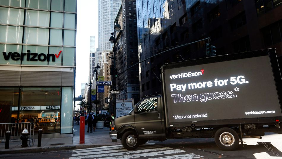 COVID-19 isn't stopping Verizon's 5G rollout