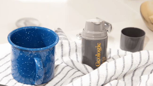 Save on a personalized skincare routine from Geologie