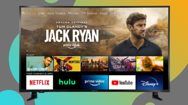 Get a 70-inch 4K Fire TV Edition TV in your room for under $550