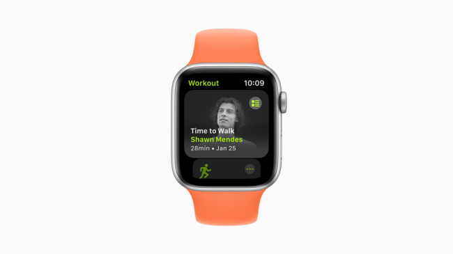 How to stop 'Time to Walk' episodes from automatically downloading to your Apple Watch