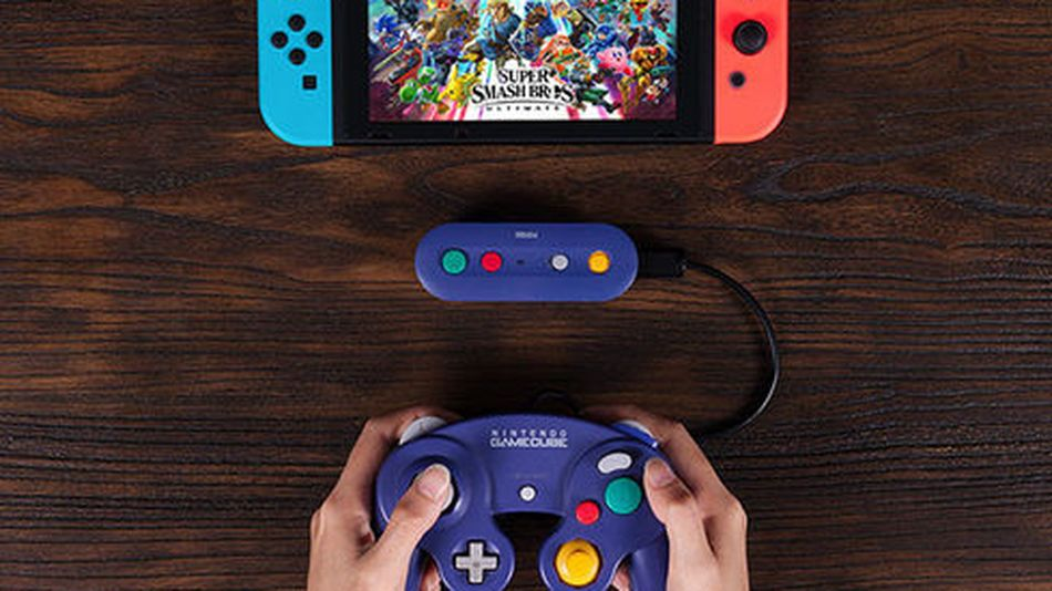 Give old wired Nintendo controllers new life with this Switch adapter