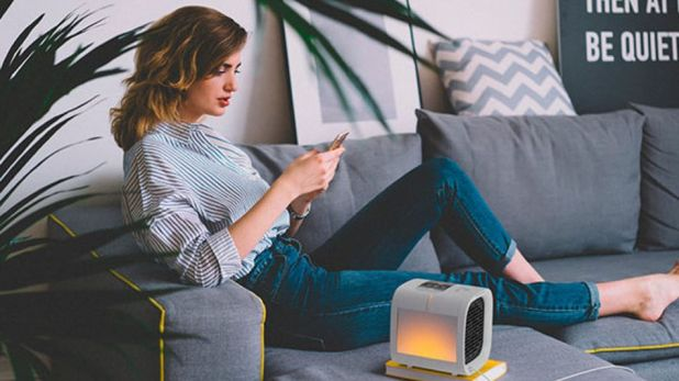 Gadgets: The Nordic Hygge AirChill is small but mighty.