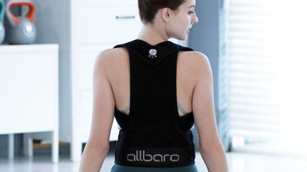 Gadgets: The Allbaro Air is meant to be worn for at least 30 minutes each day.