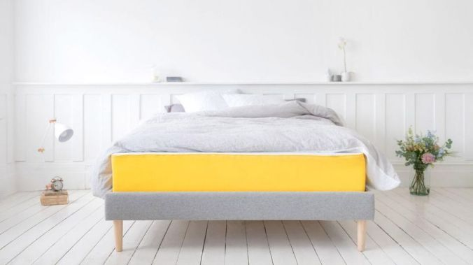 Celebrate World Sleep Day by saving 20% on an Eve bed frame