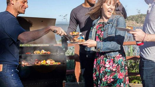 Treat your friends and family to homemade barbeque.