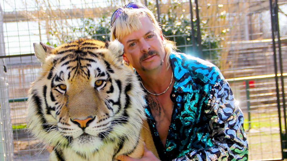 Netflix's 'Tiger King' is the unbridled mayhem to watch this weekend