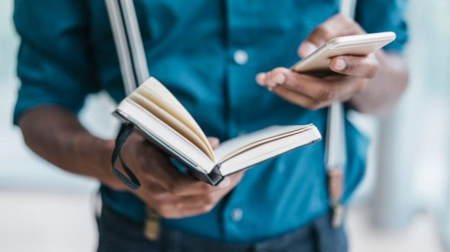 Don't feel guilty for abandoning the books you've Instagrammed