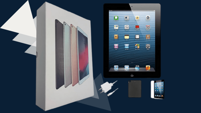 Snag a refurbished iPad for $120 with this early Black Friday deal