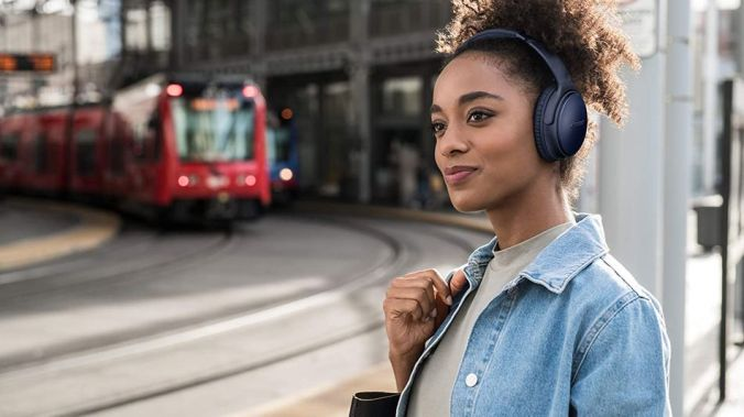 Tune out the world with these heavily discounted wireless headphones