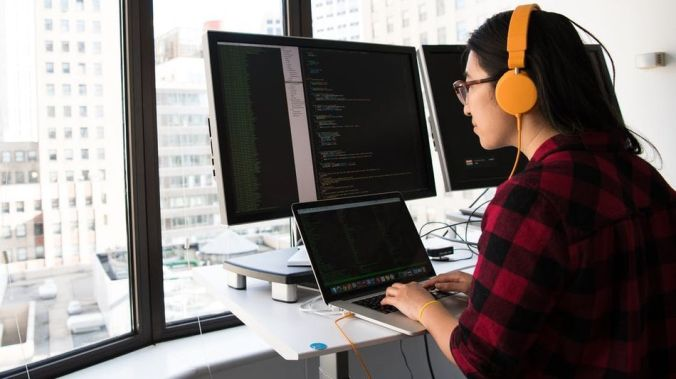 Start a new career with this 11-course coding bootcamp