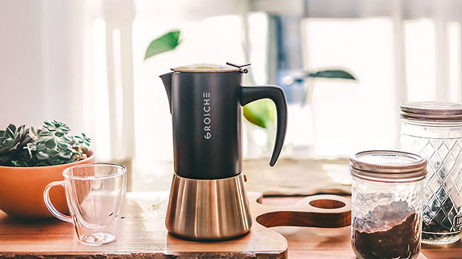 Save on fancy coffee with a well-reviewed espresso maker on sale