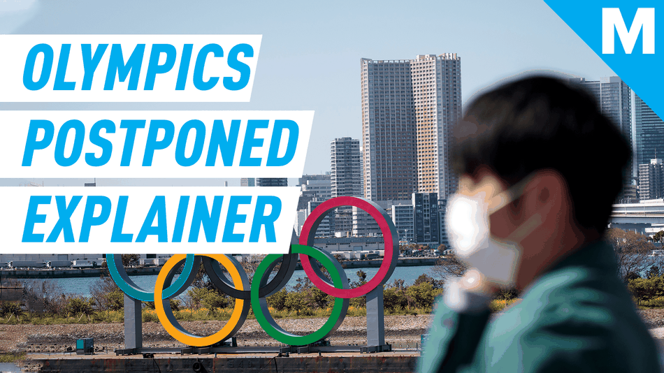 The Olympics have been postponed. So what now?