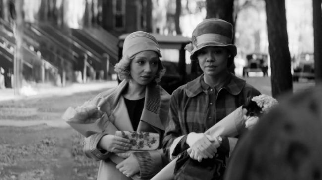 Tessa Thompson and Ruth Negga make for a riveting pair in 'Passing'
