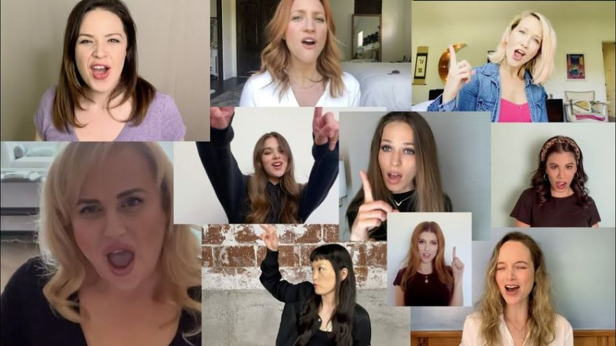'Pitch Perfect' cast reunites for a super catchy Beyoncé cover for charity