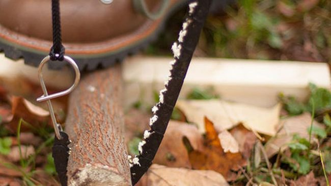 This Pocket ChainSaw is the survival tool you never knew you needed