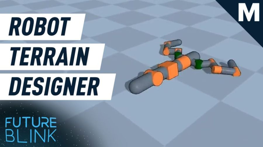 Researchers developed an easier route for robot terrain design – Strictly Robots