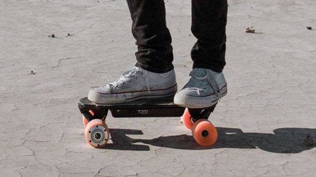 Gadgets: Get to your destination and have fun at the same time with these electric skateboards.