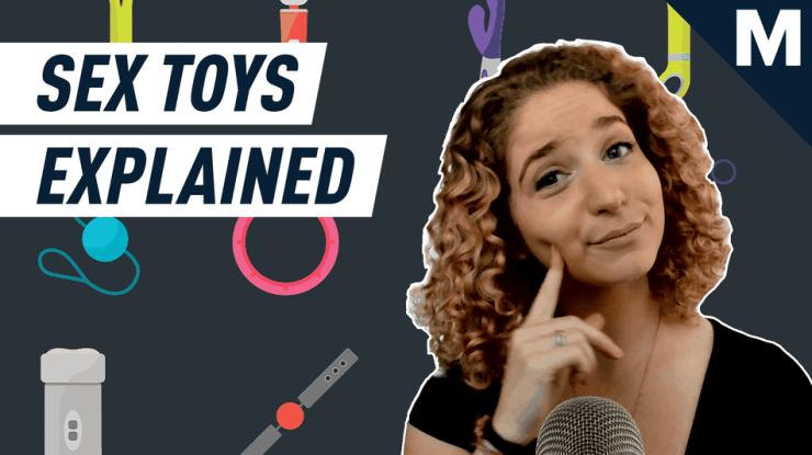 5 biggest sex toy myths debunked