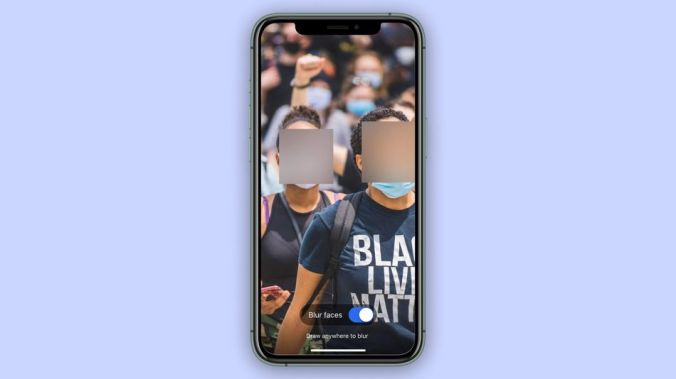 Signal's new blur tool will help hide protesters' identities