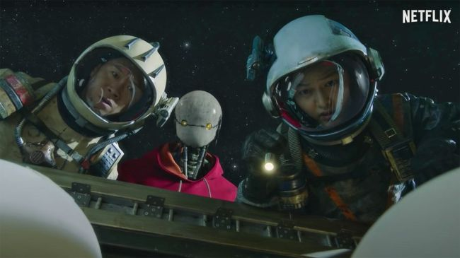 Netflix's 'Space Sweepers' trailer looks like a fun robot-filled romp through the stars