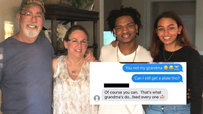 Grandma who accidentally invited a random teen to Thanksgiving loses husband to COVID-19