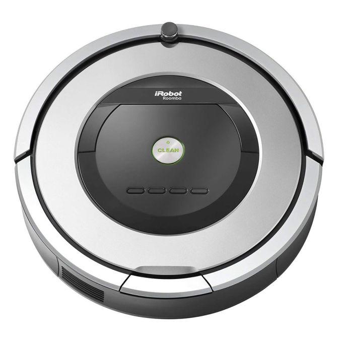 The robot vacuum iRobot Roomba 860 refurbished is $ 180 at Amazon