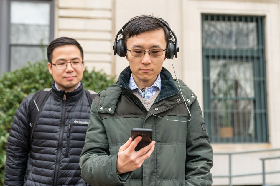 Jiang observes the headphone's performance for adjustments in the future.