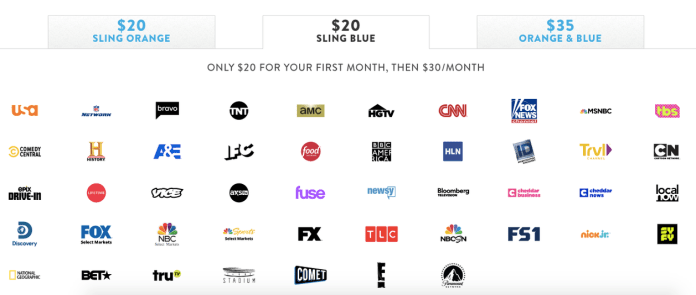 Sling TV is giving out free Fire TV Sticks when you prepay for 2 months
