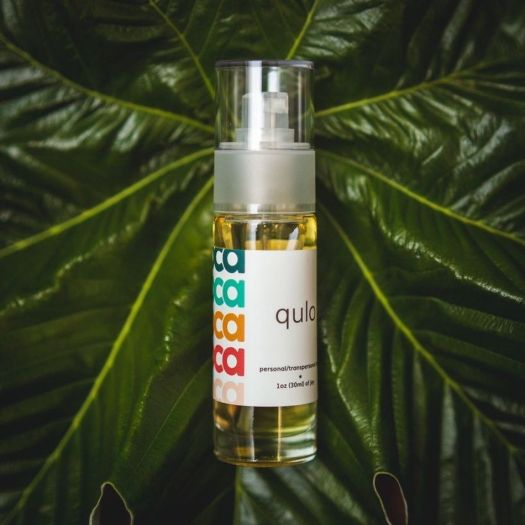 QULO, TOCA's lube made for anal play.
