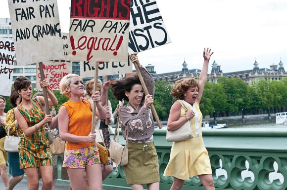 'Made in Dagenham' depicts the Ford sewing machinists strike of 1968.