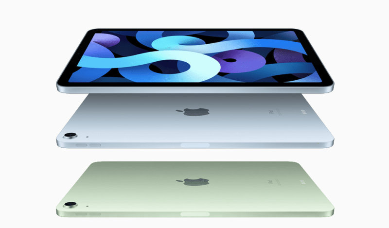 İPhone 12, yeni iPad Air'e çok benzeyebilir.