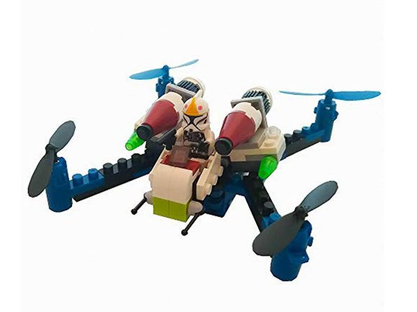 Get flying: These DIY building block drones are on sale