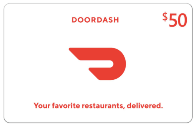 Stop scrounging for promo codes —Uber Eats and DoorDash gift cards are 20% off